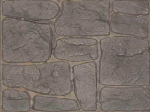 Форма для изготовления тротуарной плитки ГАЛЬКА
