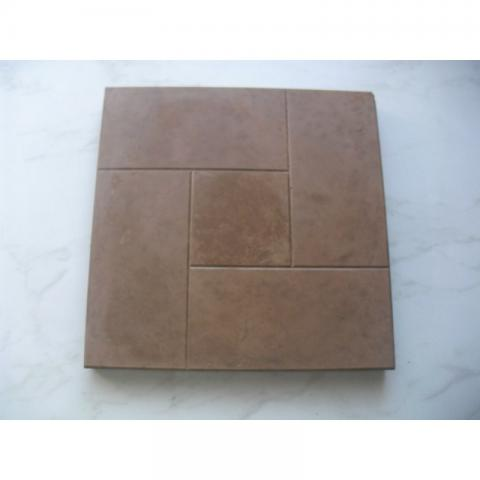 Форма для изготовления тротуарной плитки Калифорния (4 см)