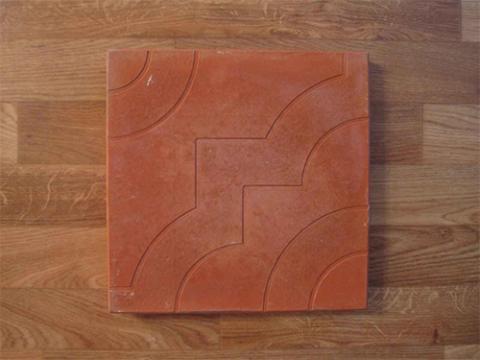 Форма для изготовления тротуарной плитки Узор