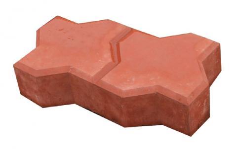 Форма для изготовления тротуарной плитки Волна
